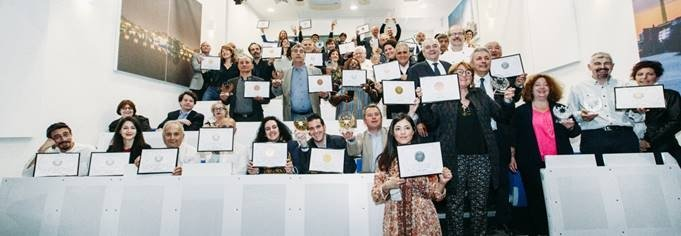 La classifica del 17° Concorso oleario internazionale Oli dal mondo AVPA Paris 2019