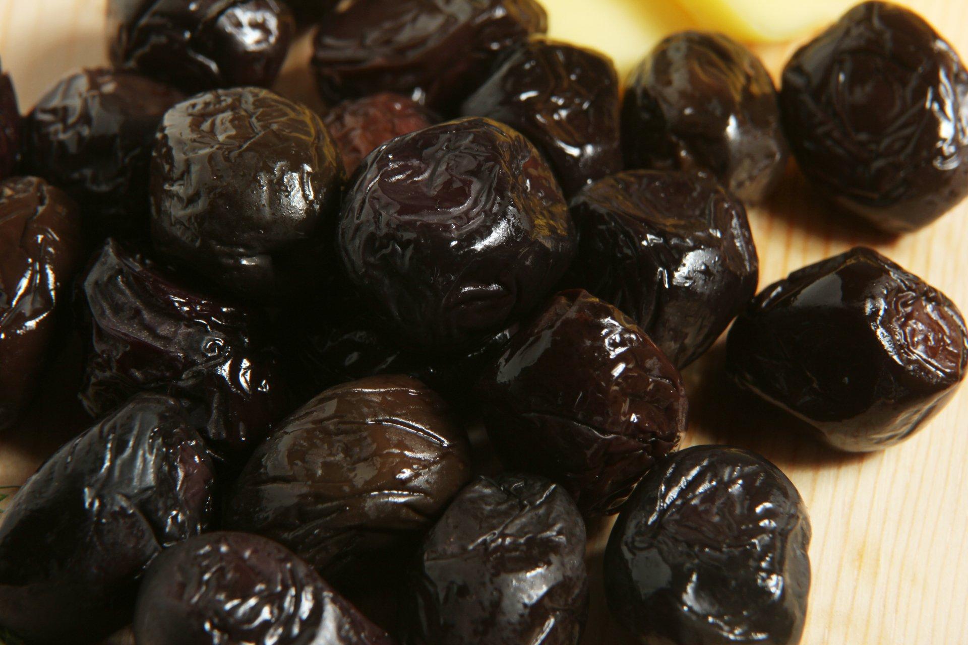 Le importazioni di olive da tavola secondo quanto riferisce il Coi