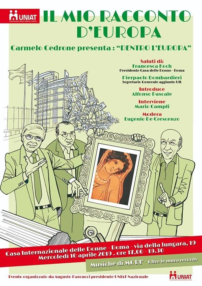 Aperitivo con Carmelo Cedrone, autore di