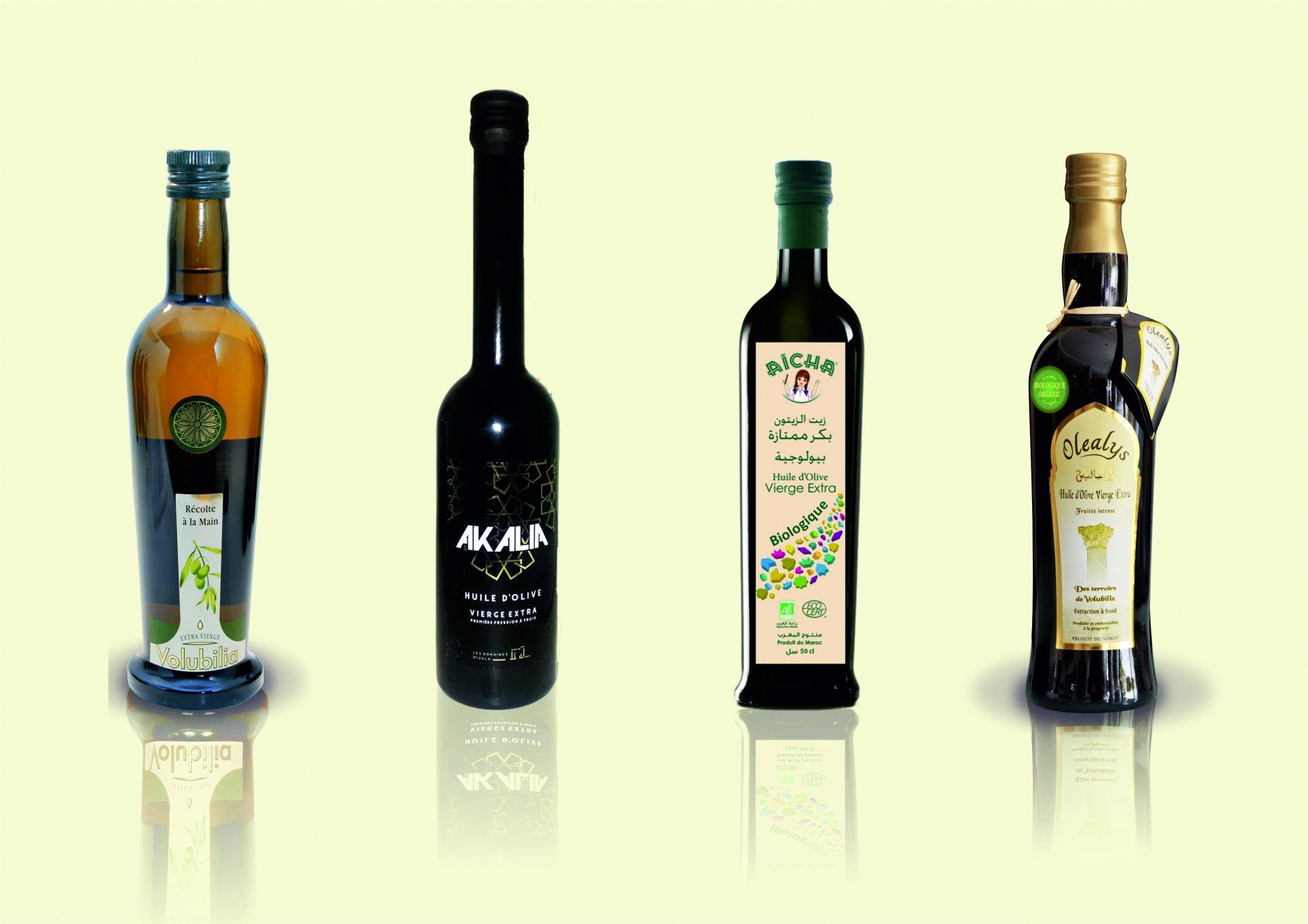 I migliori oli del Marocco