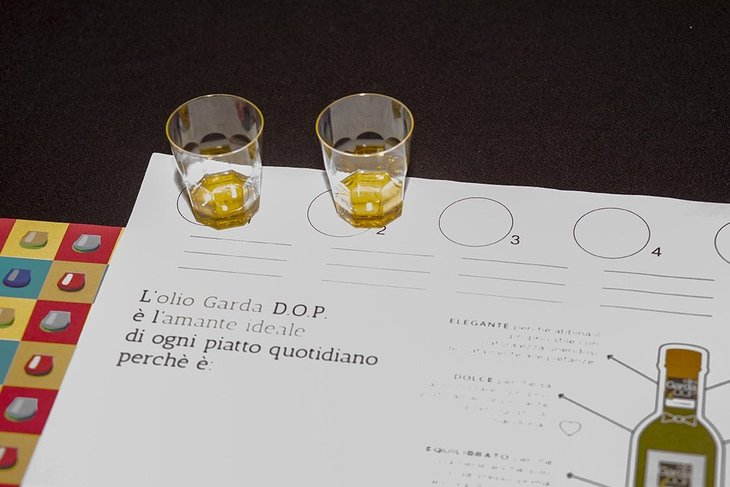 Premio al miglior piatto in grado di valorizzare alla perfezione le qualità dell'olio Dop Garda