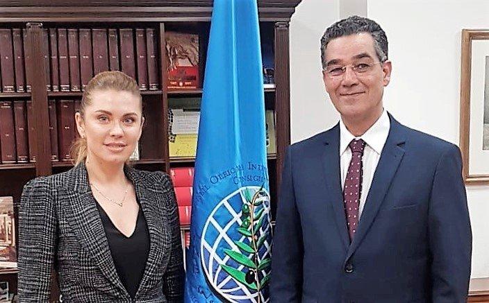 La Moldavia manifesta l'interesse verso il Consiglio oleicolo internazionale