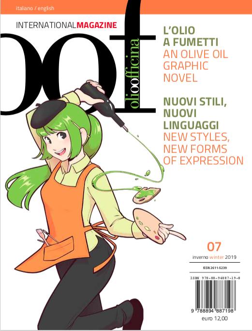 Il numero 7 di OOF International Magazine è in distribuzione, ultimi giorni per riceverlo in abbonamento