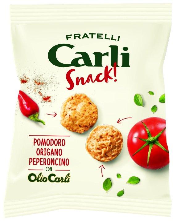 Fratelli Carli fa il suo ingresso nel mondo degli snack