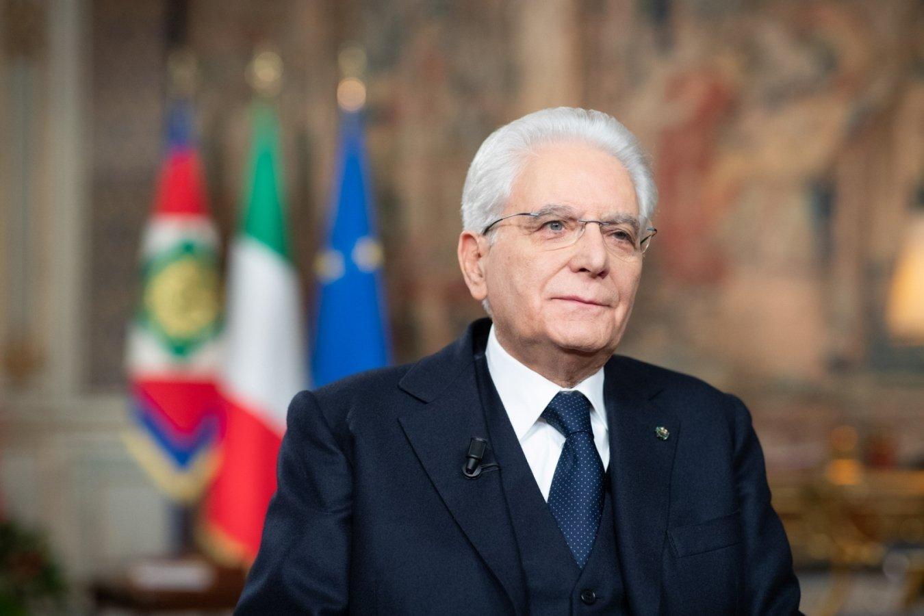 Il messaggio di fine anno del Capo dello Stato: È l'immagine dell'Italia positiva, che deve prevalere