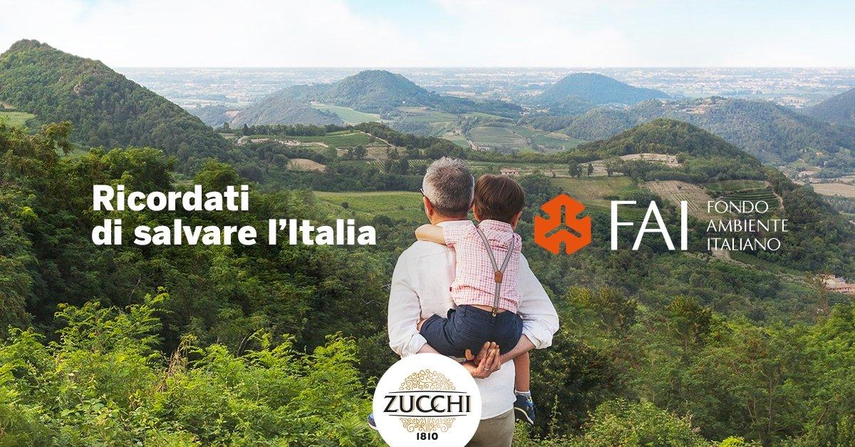 Ricordati di salvare l'Italia. Oleificio Zucchi sostiene gli uliveti del Fai
