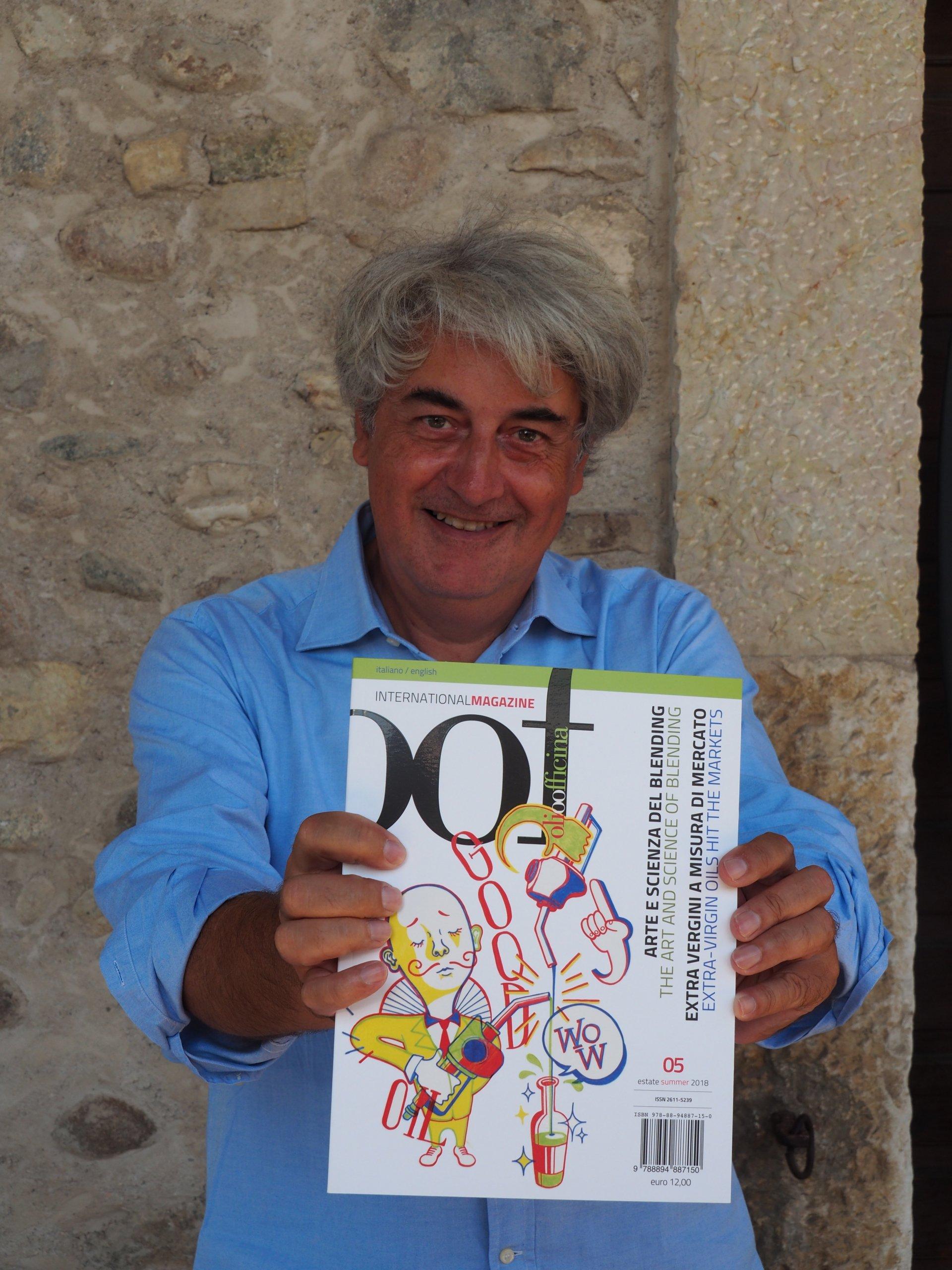 Abbonarsi a OOF International Magazine e collezionare tutti i numeri finora usciti