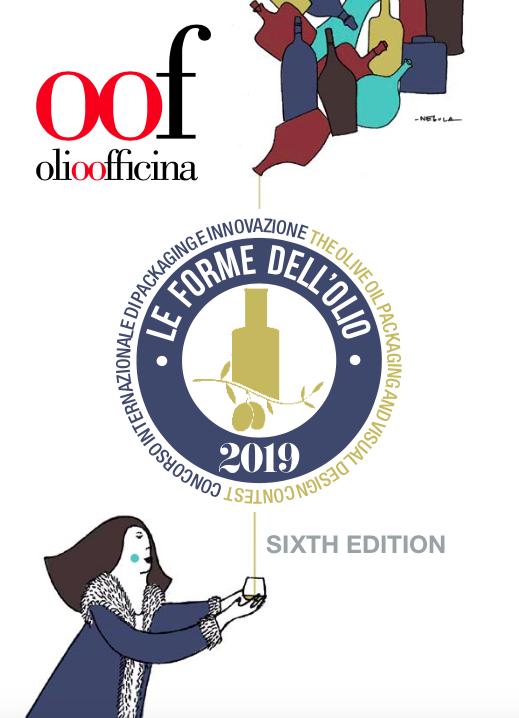The 2019 Forme dell'Olio contest, disponibile regolamento e domanda di adesione nella versione in lingua inglese