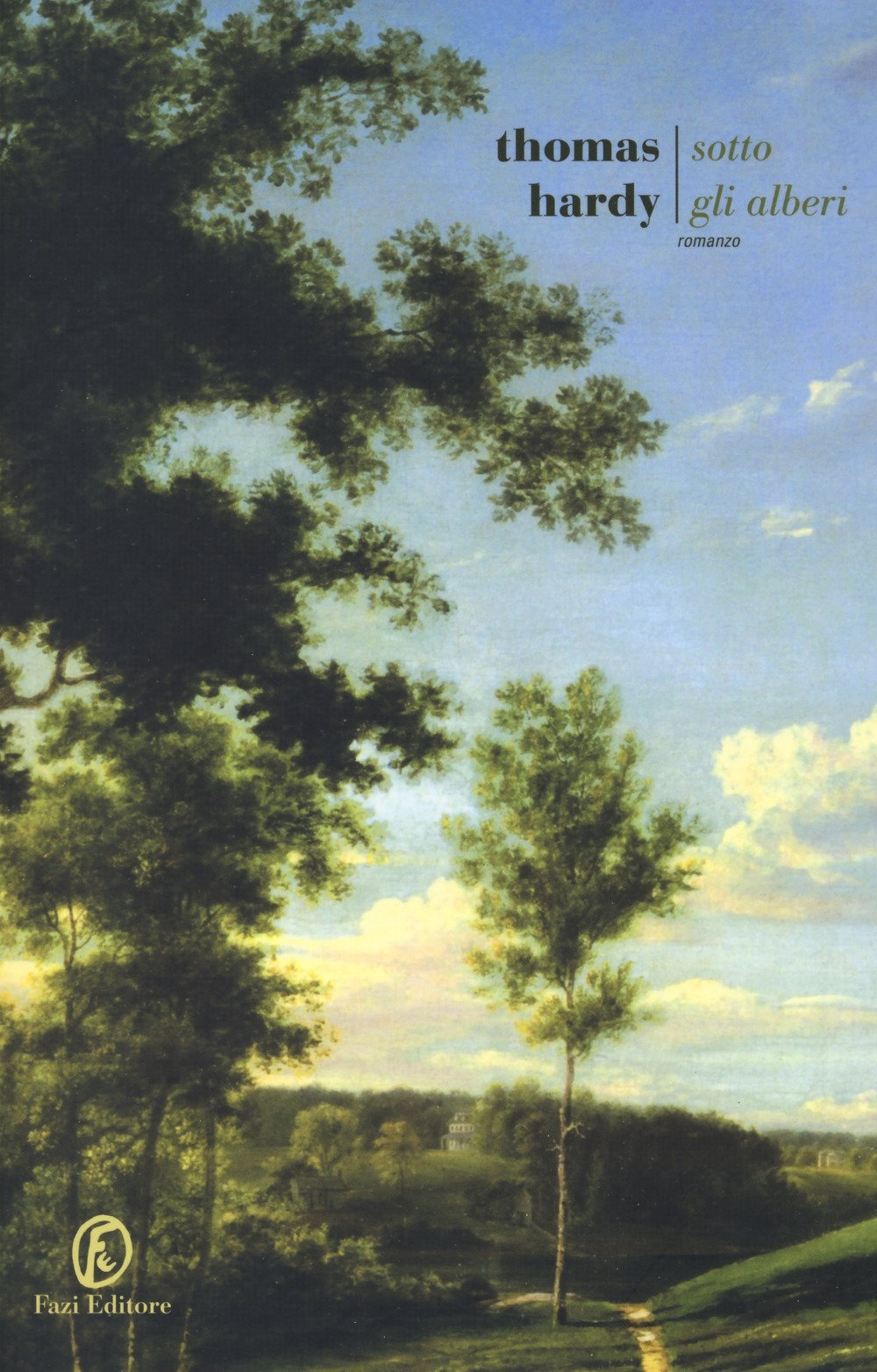 Invito alla lettura: Sotto gli alberi, di Thomas Hardy