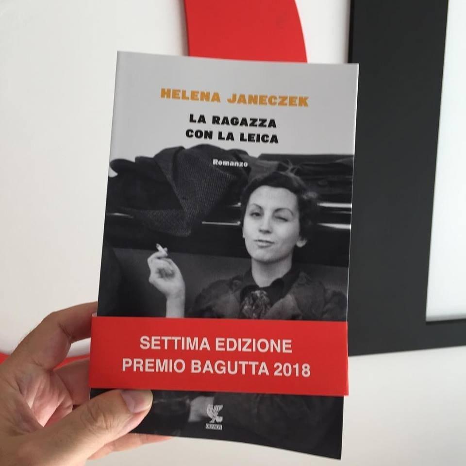 Invito alla lettura: La ragazza con la Leica, di Helena Janeczek