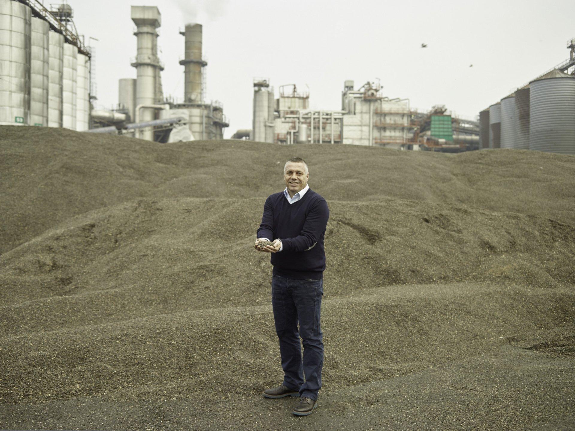 Assitol, è Carlo Tampieri il neo presidente del Gruppo oli da semi