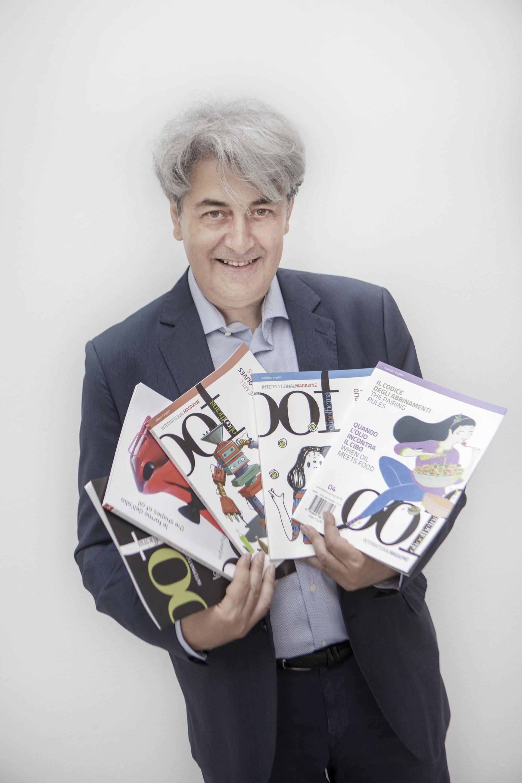 Perché abbonarsi alla rivista trimestrale OOF International Magazine