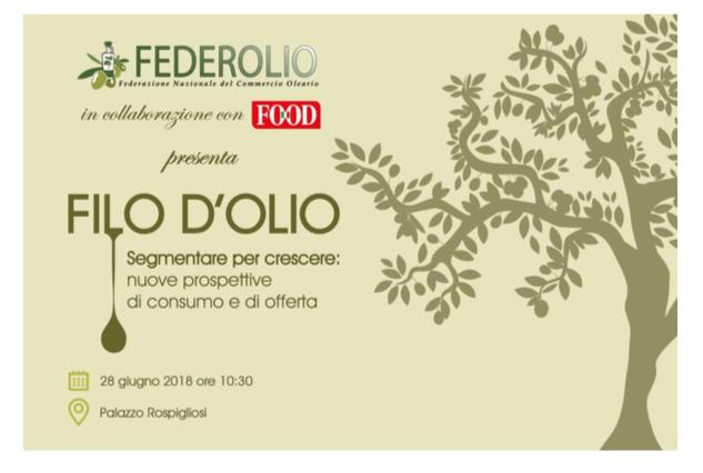Convention Federolio, con Unaprol e Coldiretti: il programma