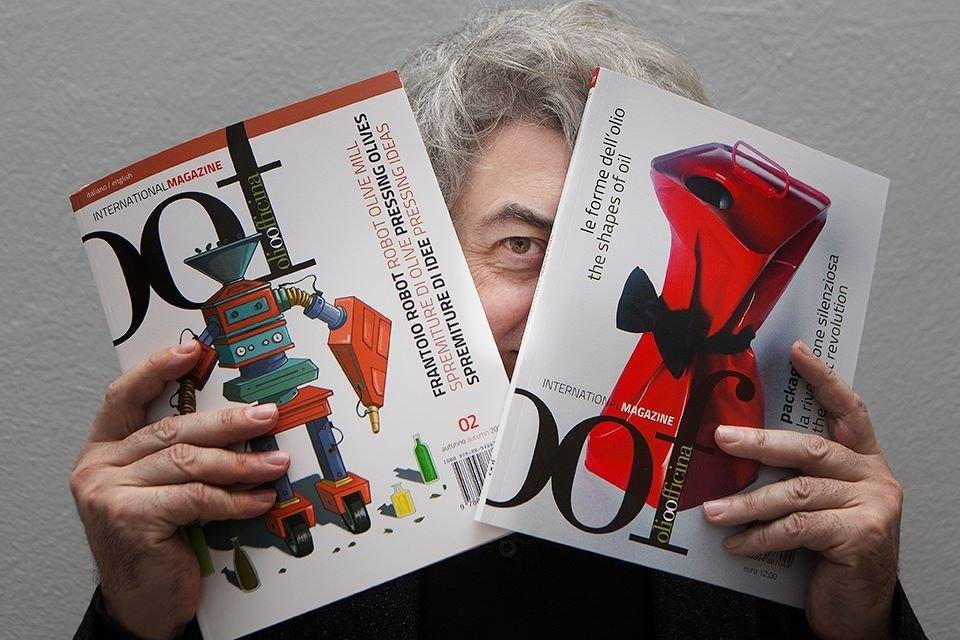 Abbonarsi ai prossimi quattro numeri di OOF International Magazine