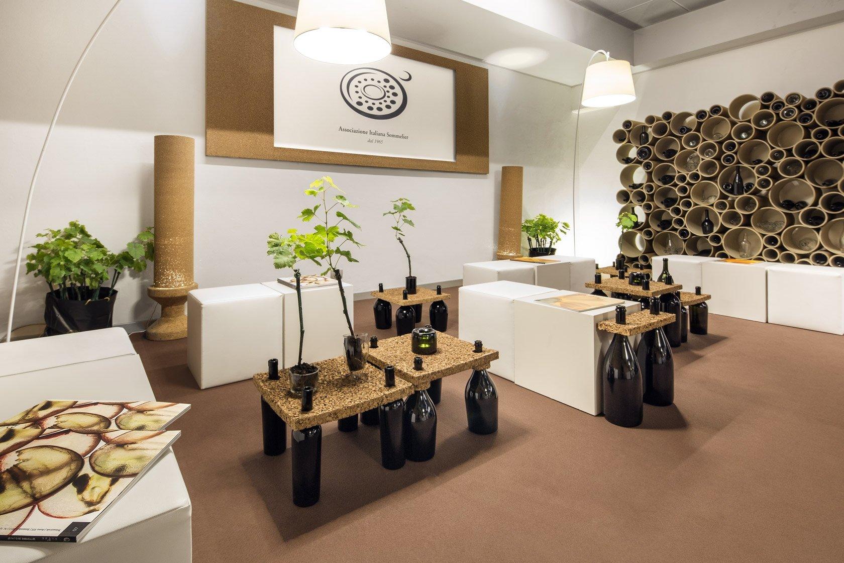 L'Associazione italiana sommelier si impegna a promuovere una cultura del vino e dell'olio in collaborazione con le Istituzioni