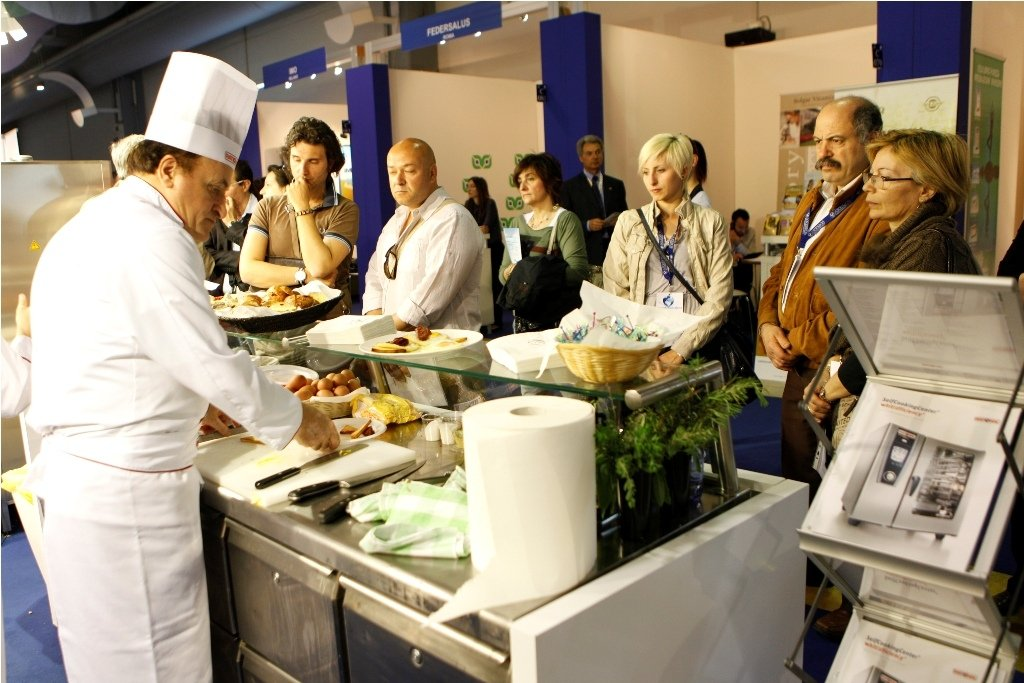 Alla edizione numero 19 di Cibus, il cibo italiano si presenta al mondo