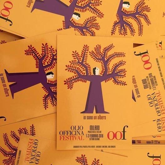 Come entrare a Olio Officina Festival 2018