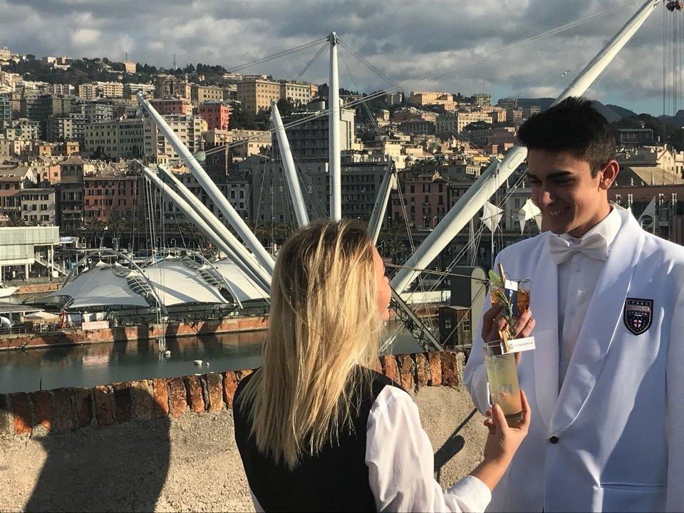Centro Studi Alberghiero di Alassio e Confagricoltura lanciano la volata per 2018 anno del cibo italiano nel mondo