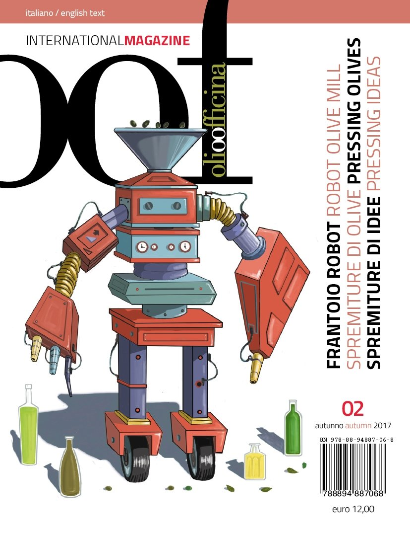 Vuoi ricevere il secondo numero della rivista cartacea OOF International Magazine? Ecco come fare