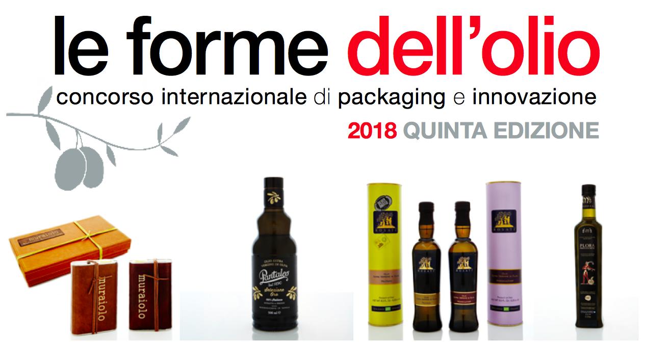 Fino al 30 novembre è possibile partecipare alla quinta edizione del concorso Le Forme dell'Olio