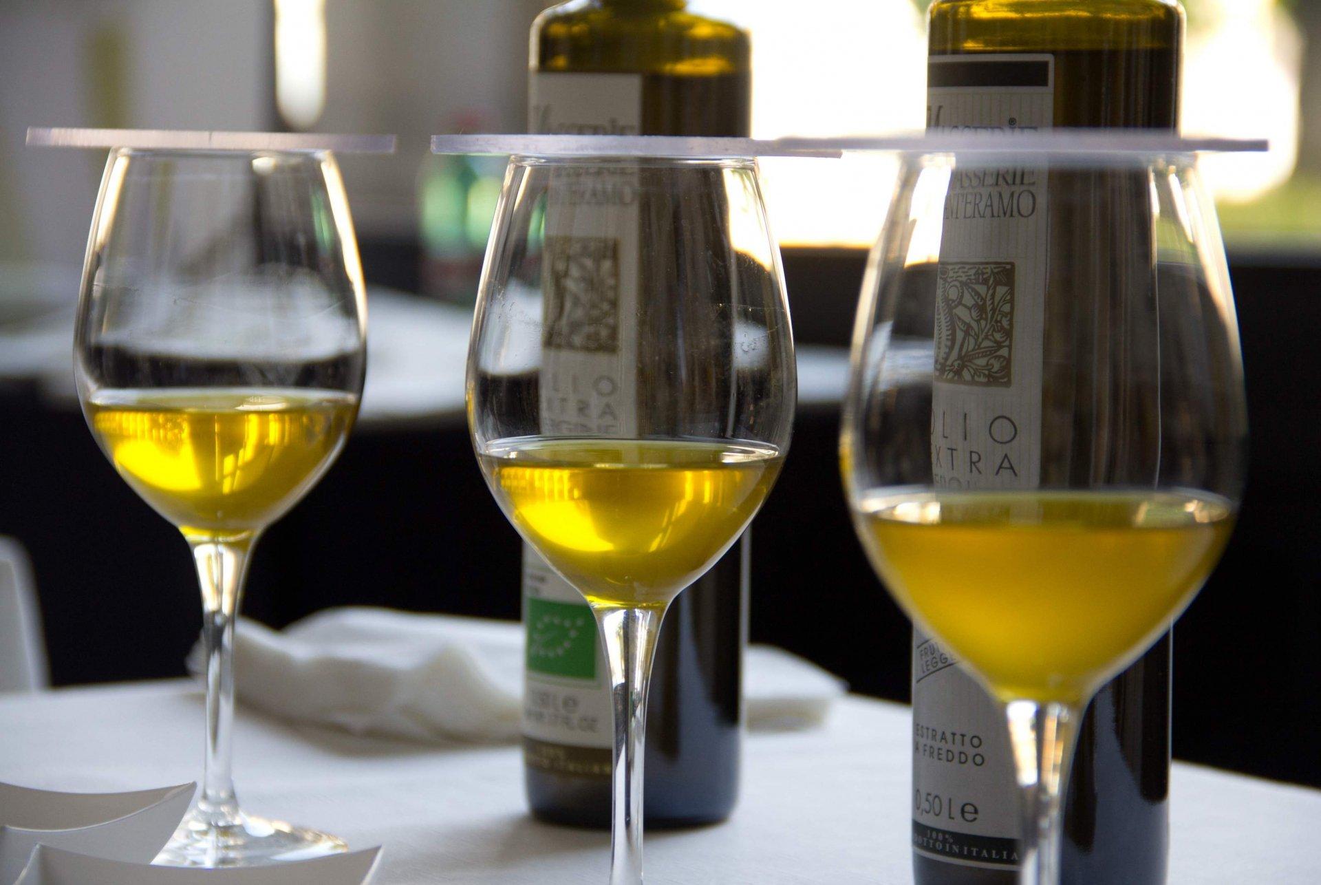 Alla prima vetrina mondiale dedicata al beverage e al liquid food, spazio anche all'olio da olive