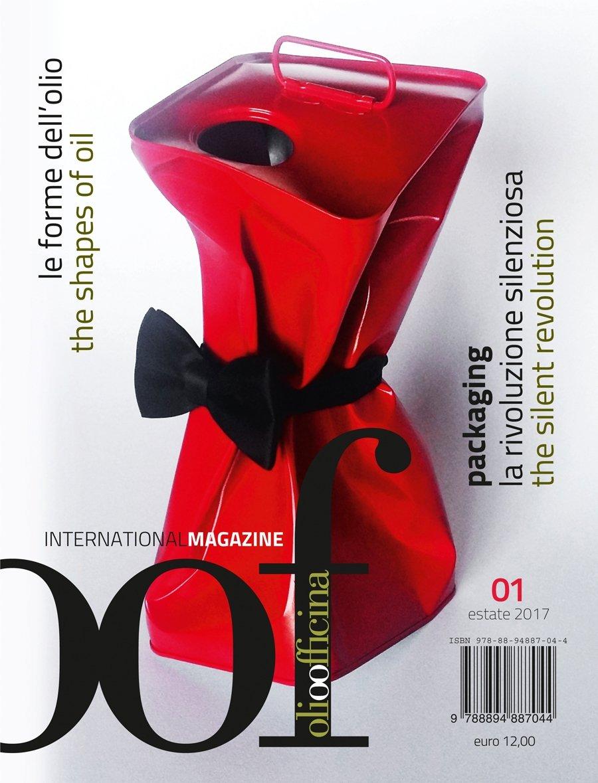 Campagna abbonamenti al trimestrale OOF International Magazine, una iniziativa di Olio Officina