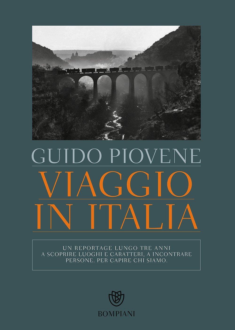Il libro della settimana: Viaggio in Italia, di Guido Piovene