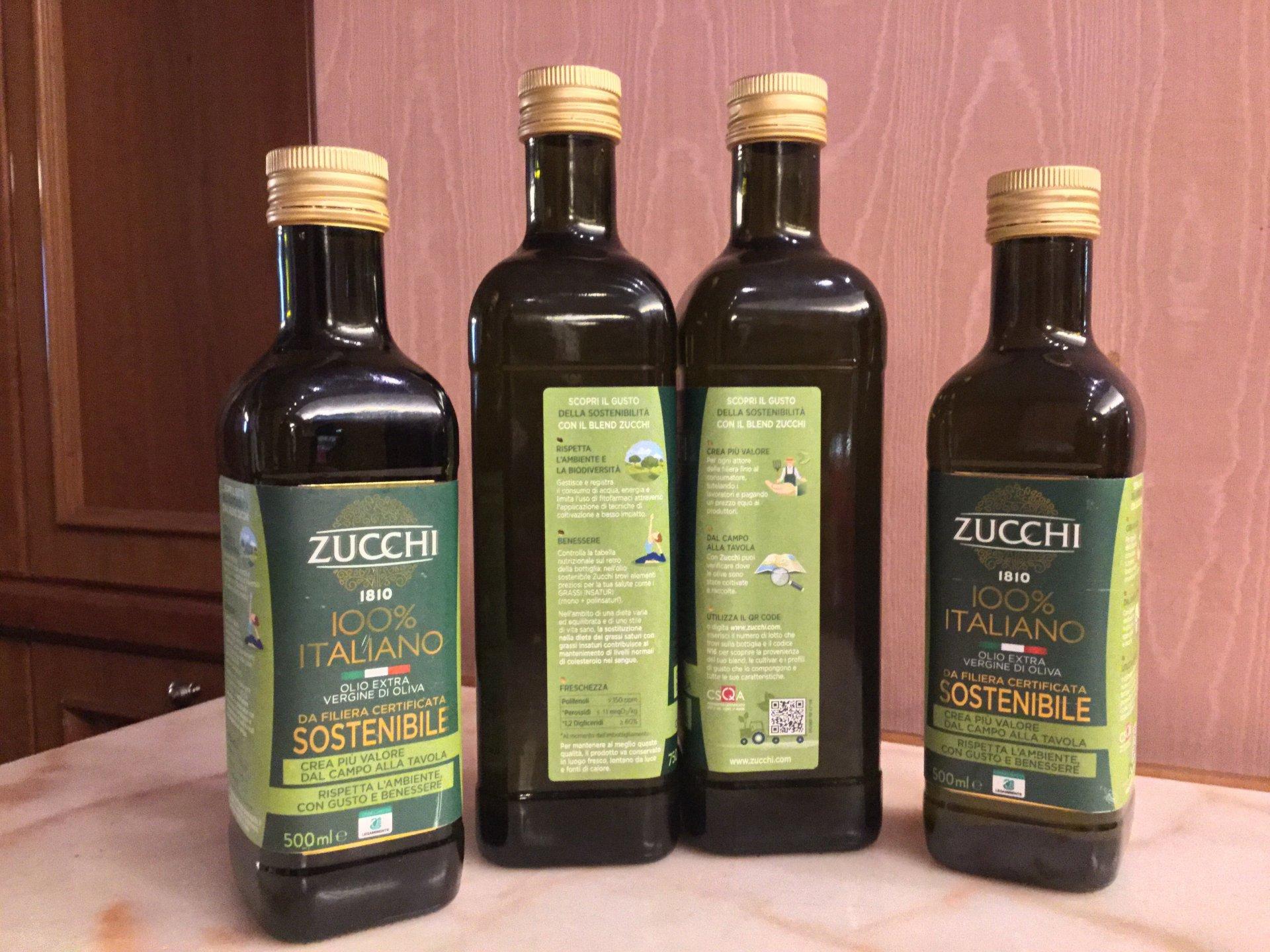 Parole chiave: olio sostenibile e biodiverso