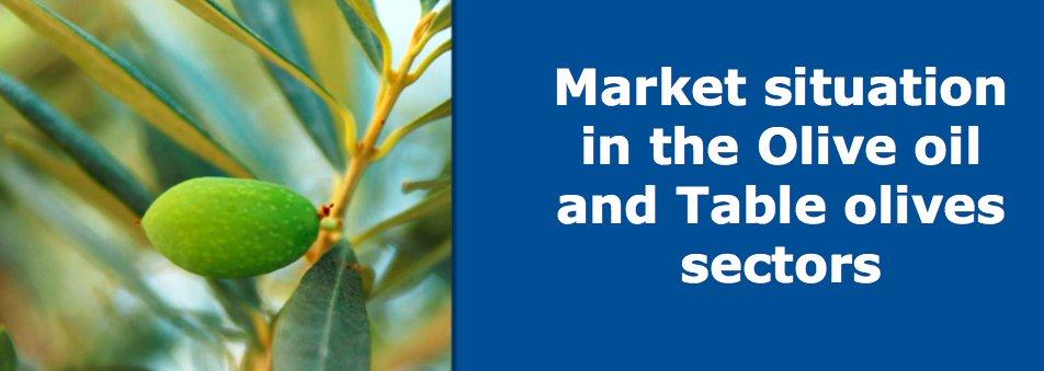 Lo stato dell'arte del mercato degli oli da olive secondo l'Unione europea