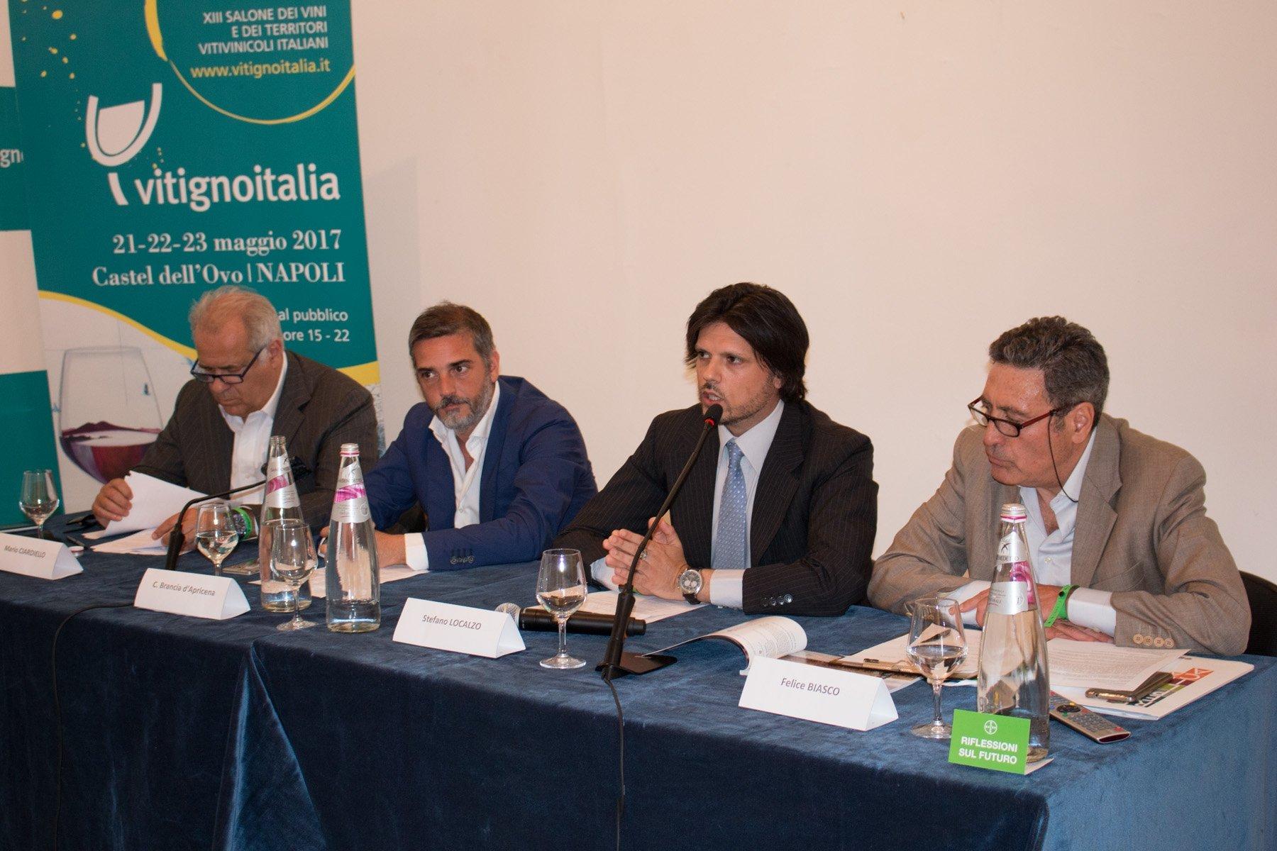 L'agricoltura del futuro è sostenibile, aziende, produttori, consumatori e media si sono incontrati a Napoli