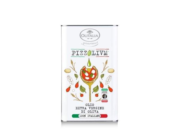 Pizzolivm, il primo extra vergine per la pizza napoletana