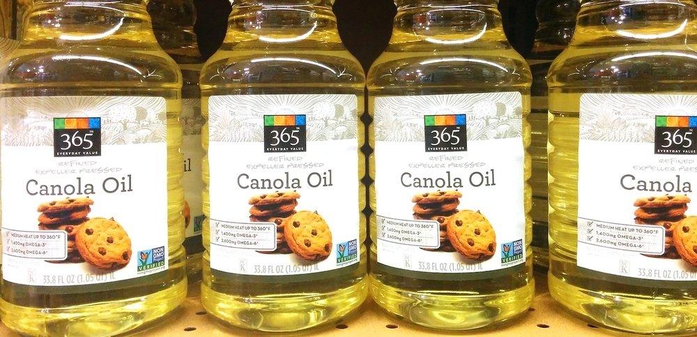 Conoscete l'olio di colza?
