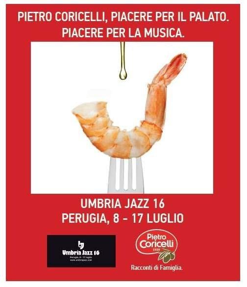 Pietro Coricelli a Umbria Jazz