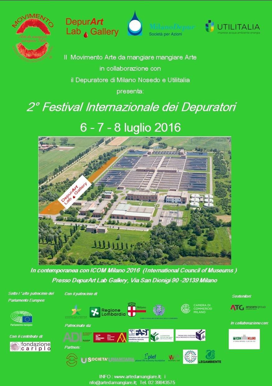 Il programma della seconda edizione del Festival Internazionale dei Depuratori
