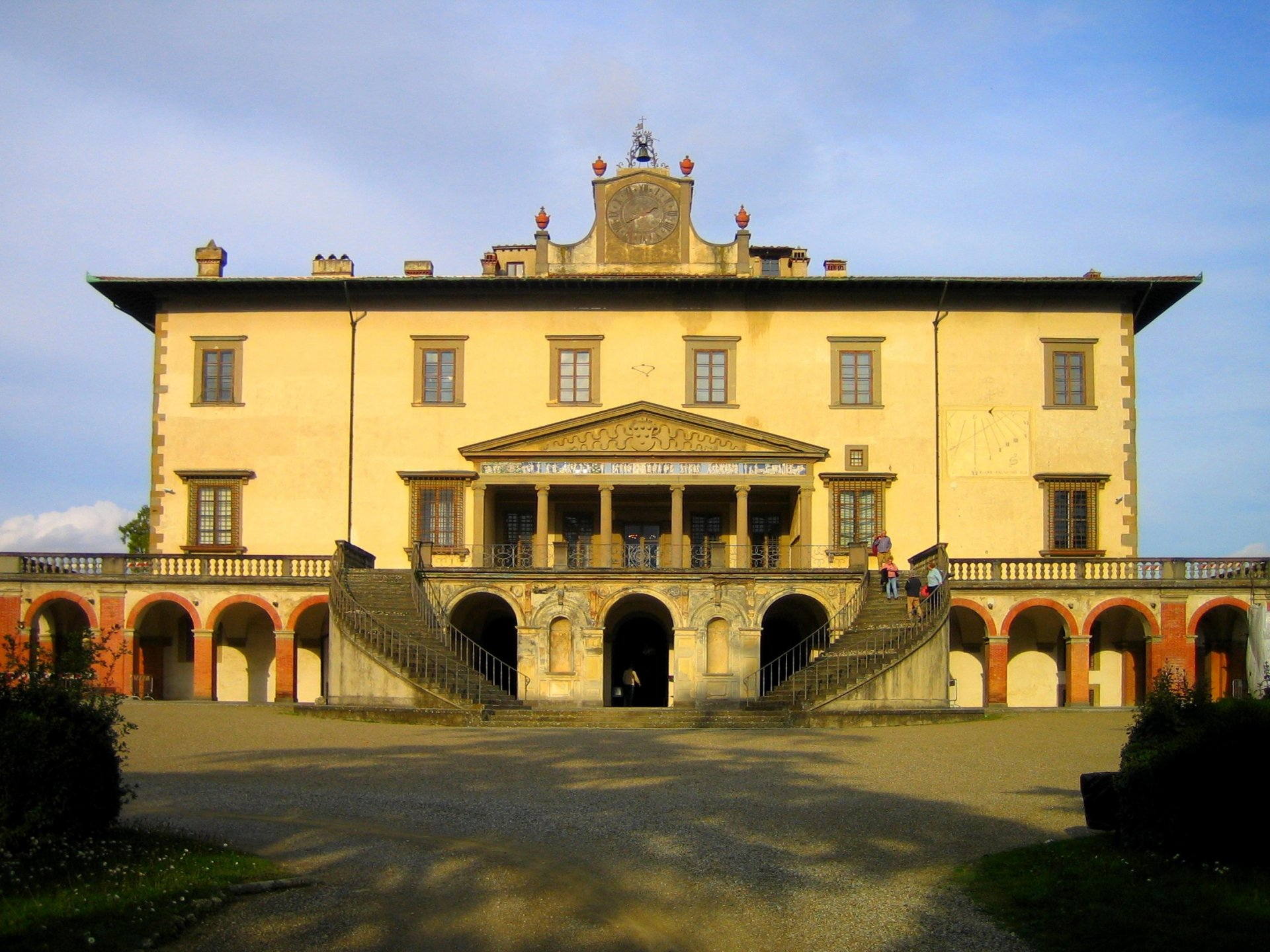 Villa Medicea di Poggio a Caiano, incontro sul tema