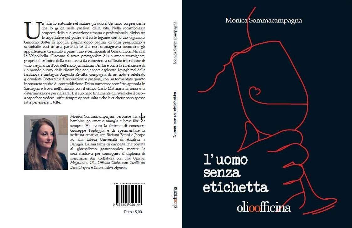 """Soave, il 23 aprile presentazione del romanzo """"L'uomo senza etichetta"""" di Monica Sommacampagna"""