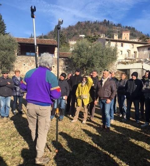Corso di potatura, gli olivicoltori dell'olio Dop Garda credono nella formazione