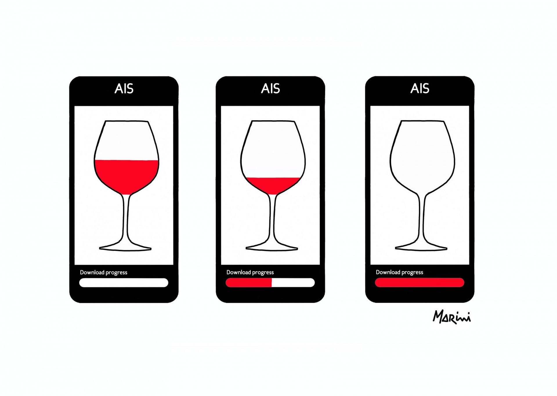 Vitae, la guida ai vini italiani di Ais diventa App