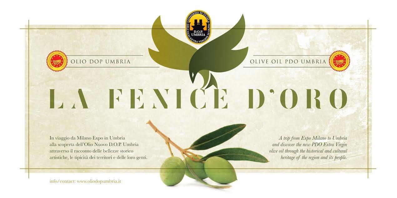 Consorzio dell'olio Dop Umbria: La Fenice d'Oro, un incoming tour per divulgare una sana cultura di prodotto