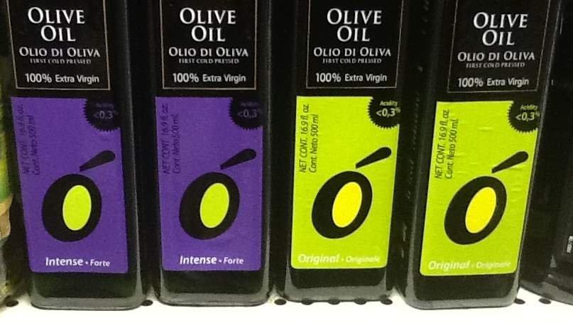 Etichettare l'olio non è un gioco