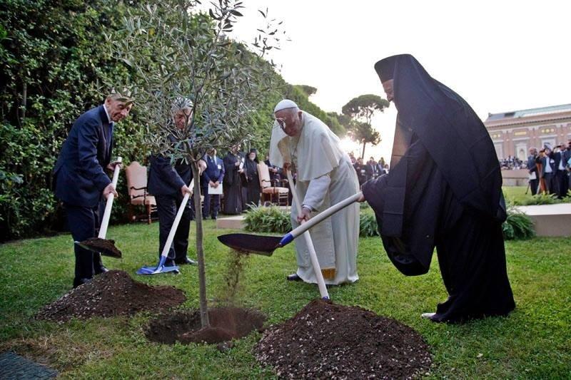 Laudato sì, la lettera enciclica di Papa Francesco sull'ecologia come valore fondante