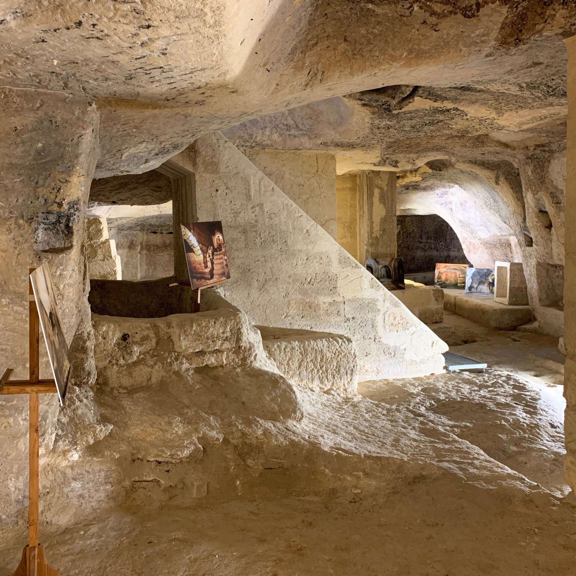 I frantoi ipogei di Castellaneta, in Puglia, aperti al pubblico per visite guidate gratuite