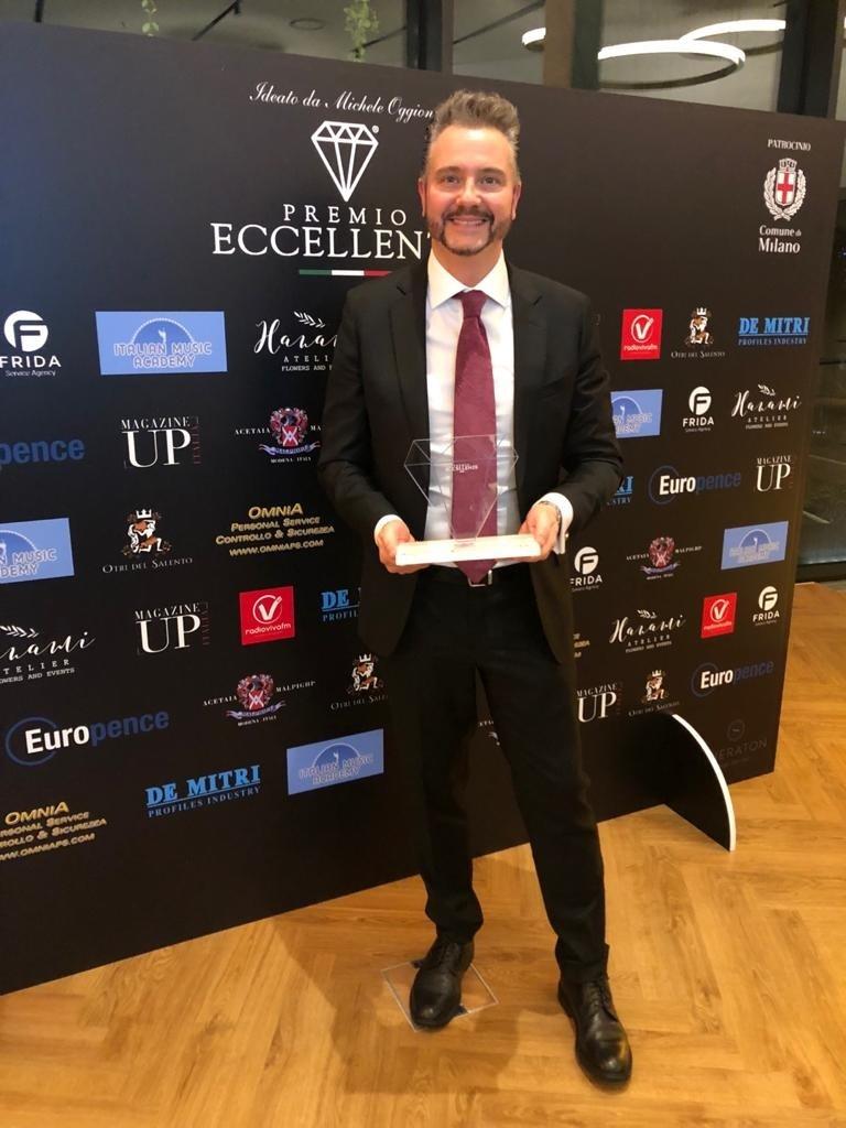 """Acetaia Malpighi riceve il prestigioso """"Premio Eccellenze 2019"""""""