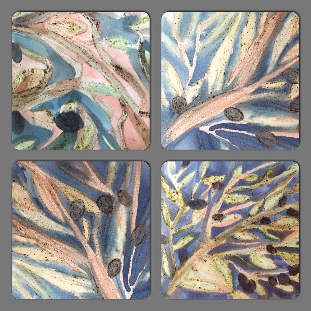 La bellezza dell'ulivo interpretata attraverso l'uso dei prodotti derivanti dalla terra