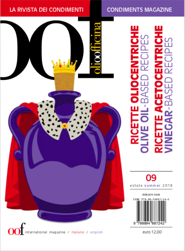 L'abbonamento a OOF International Magazine è un ottimo regalo!