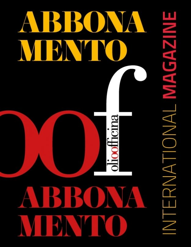 L'abbonamento a OOF International Magazine