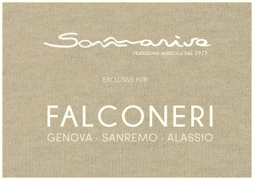 Gli oli di Sommariva per un regalo gourmet a chi acquista capi Falconeri