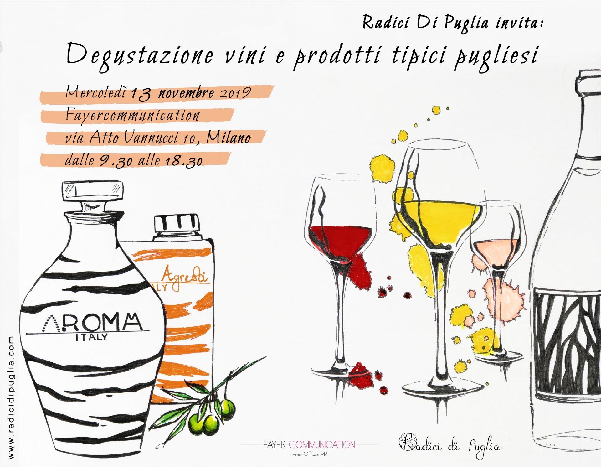 Agrolio, dalla Puglia a Milano: oli, vini e altri prodotti del territorio in uno show room dedicato