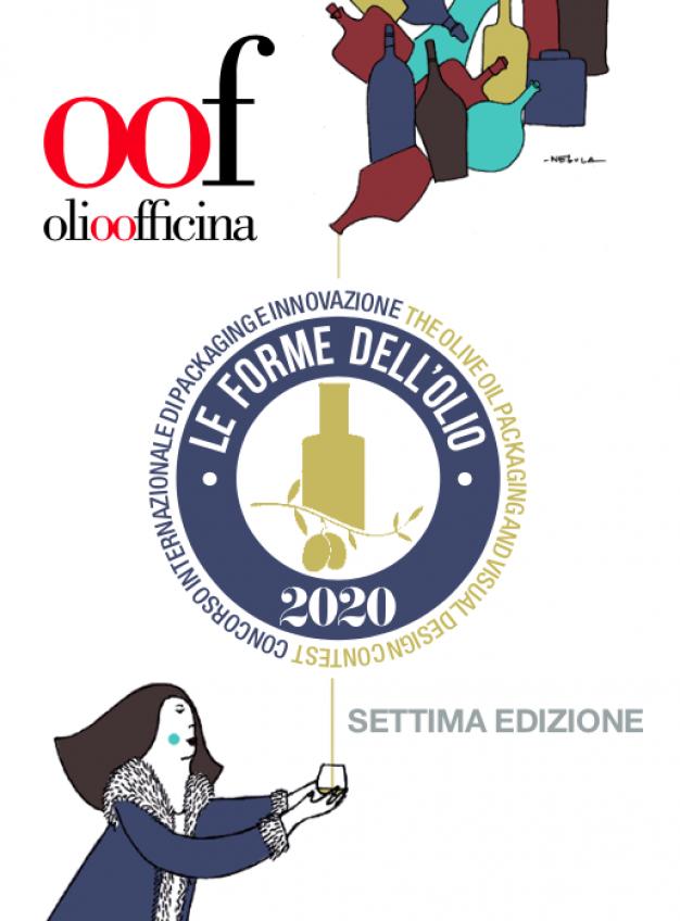 """Invito a partecipare al concorso del packaging """"Le Forme dell'Olio 2020"""""""