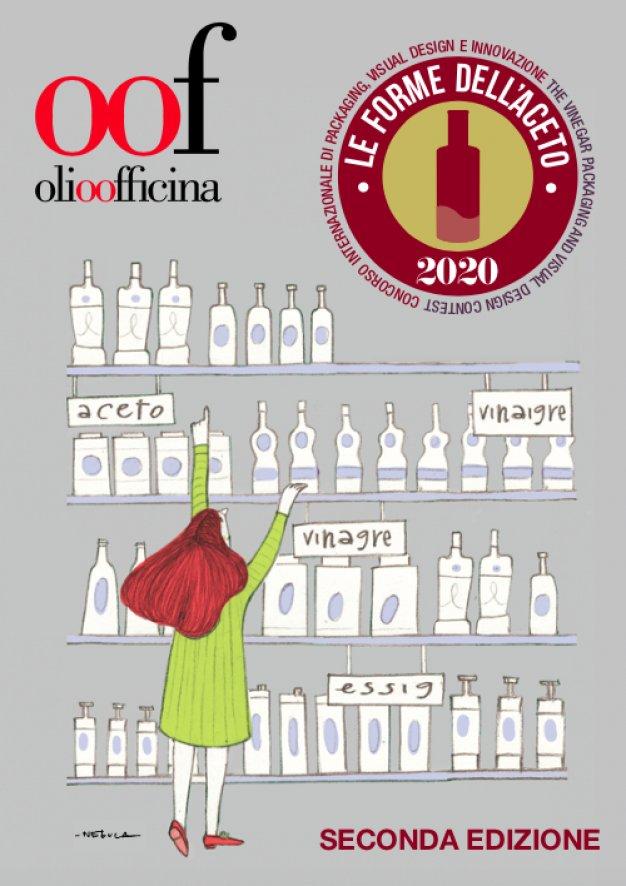 """Invito a partecipare alla seconda edizione del concorso sul packaging """"Le Forme dell'Aceto 2020"""""""